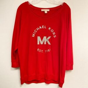 Michael Kors Women's Long Sleeve Tunic Size Medium